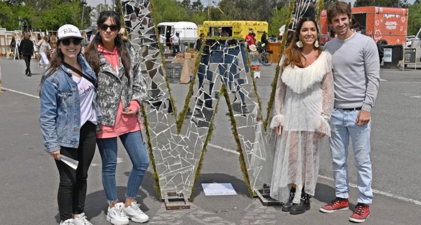 Miles de sanfernandinos disfrutaron de una nueva edición del Warmichella Lifestyle Festival