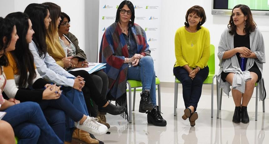 Reunión sobre Políticas de Género con agrupaciones políticas de San Fernando