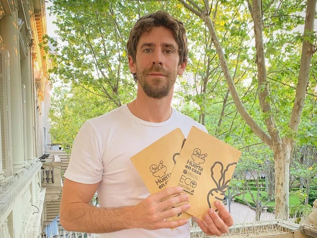 Juan Andreotti lanzó la 2da edición del Programa 'Huerta en Casa' de San Fernando