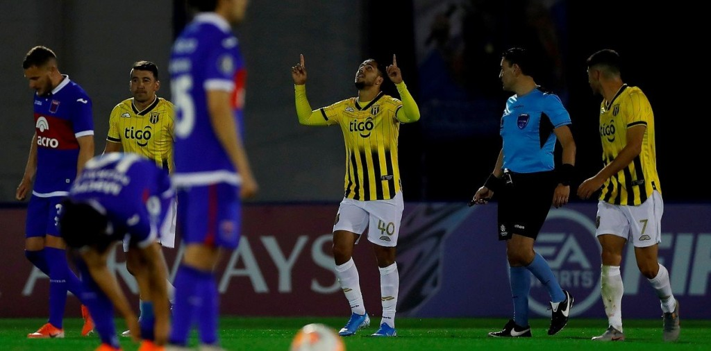 Tigre, eliminado de la Copa Libertadores
