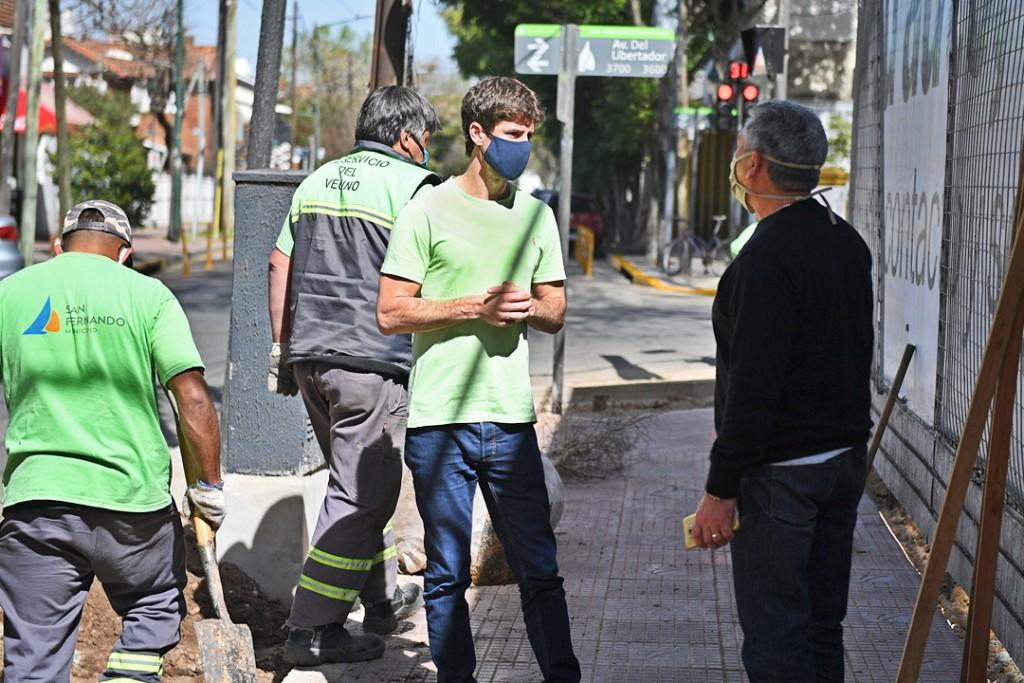 San Fernando plantó 5 mil árboles nuevos
