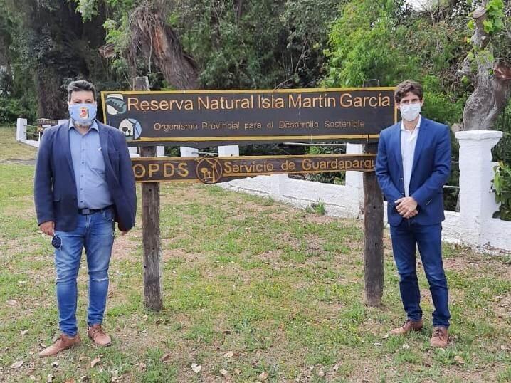 Juan Andreotti acompañó a Alberto Fernández y Axel Kicillof en la conmemoración del Día de la Lealtad