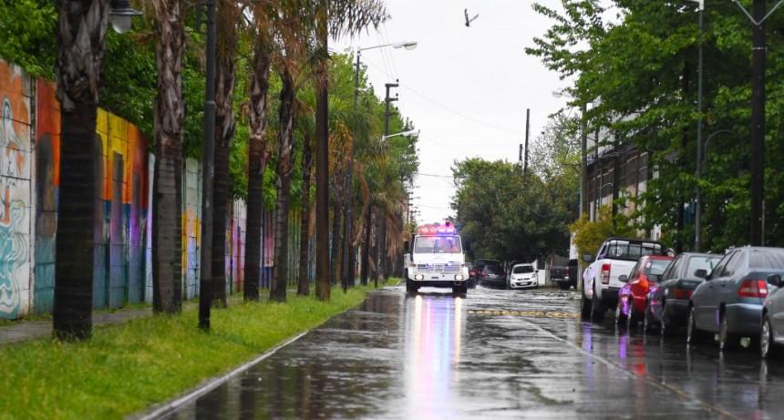 El Municipio alerta y brinda recomendaciones por tormentas fuertes en San Fernando