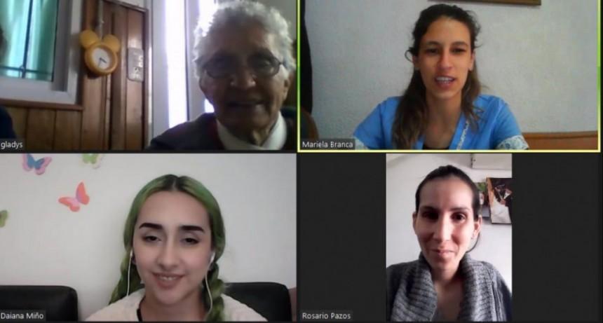 El equipo de Nutrición de San Fernando refuerza consejos saludables en el ´Mes de la Alimentación´