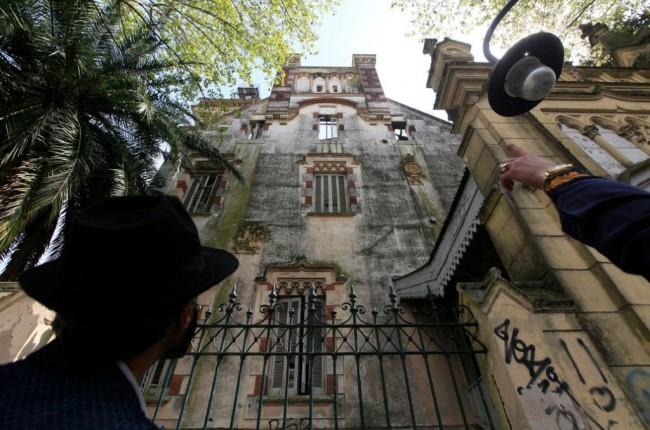Los secretos del misterioso palacio de la familia Belgrano en San Fernando