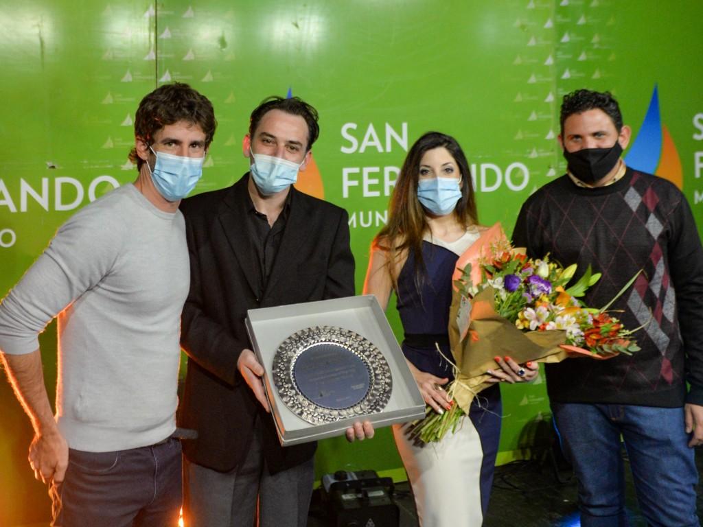 """Con los Campeones Mundiales de Tango, se realizó en San Fernando una nueva """"Milonga al Aire Libre"""""""