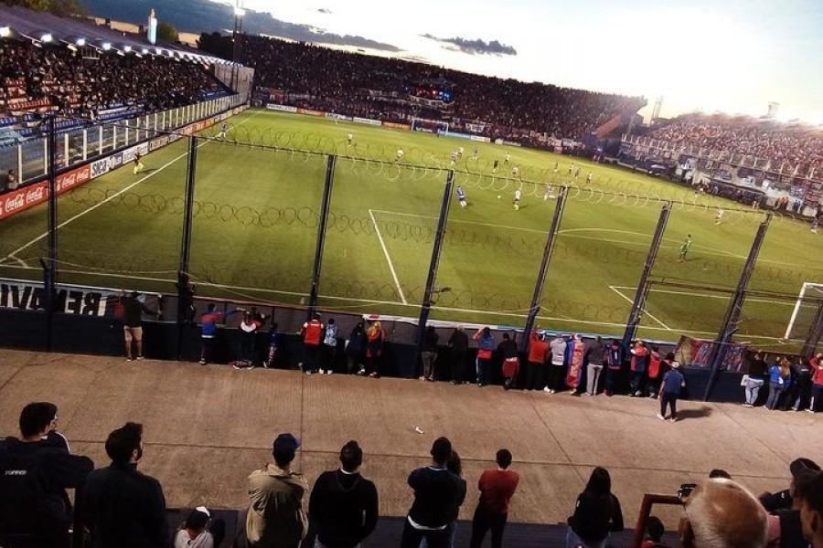 Tigre se quedó con el triunfo le gano al funebrero por 1 a 0
