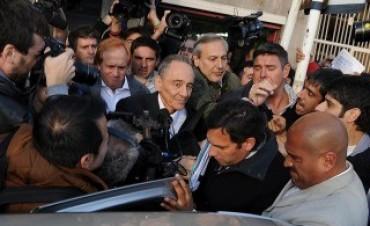 Los principales accionistas de Clarín, investigados por lavado de