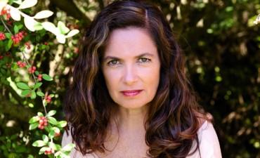 """Sandra Mihanovich en la caminata """"Unidos por la No Violencia"""" de San Fernando"""
