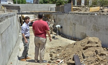 En poco tiempo más, quedará habilitado el nuevo Túnel de la calle Chacabuco