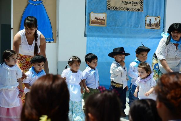 Las UDI de San Fernando festejaron el Día de la Tradición con las familias