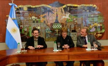 El Centro Cultural de la Cooperación, la Facultad de Ciencias Sociales de la UBA y el Ministerio de Cultura firmaron un acuerdo de trabajo