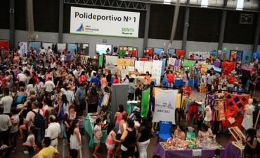 Los Talleres Culturales de San Fernando realizaron una gran exposición de fin de año