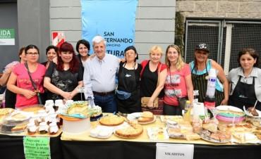Los vecinos disfrutaron de la Expo Talleres 2016 de San Fernando