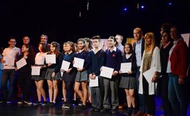 En 2016 pasaron con éxito 350 alumnos en el Programa de Pasantías Municipal