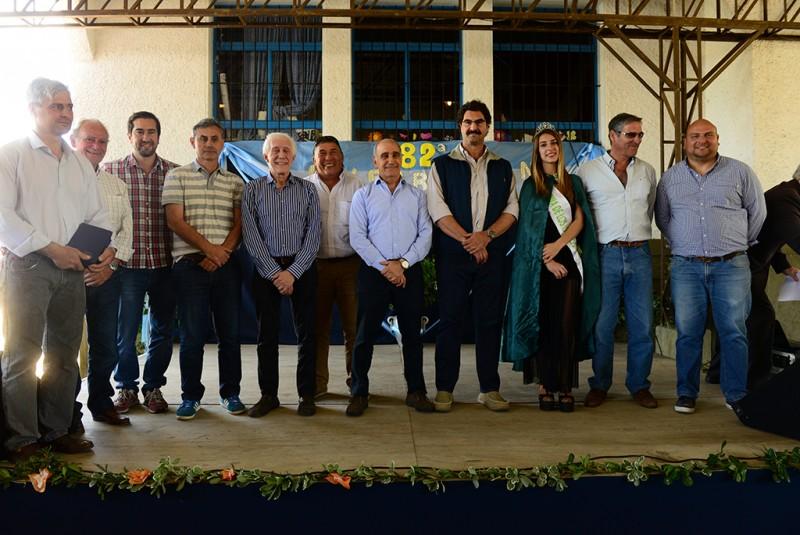 El Municipio acompañó los festejos por el 'Día del Isleño'