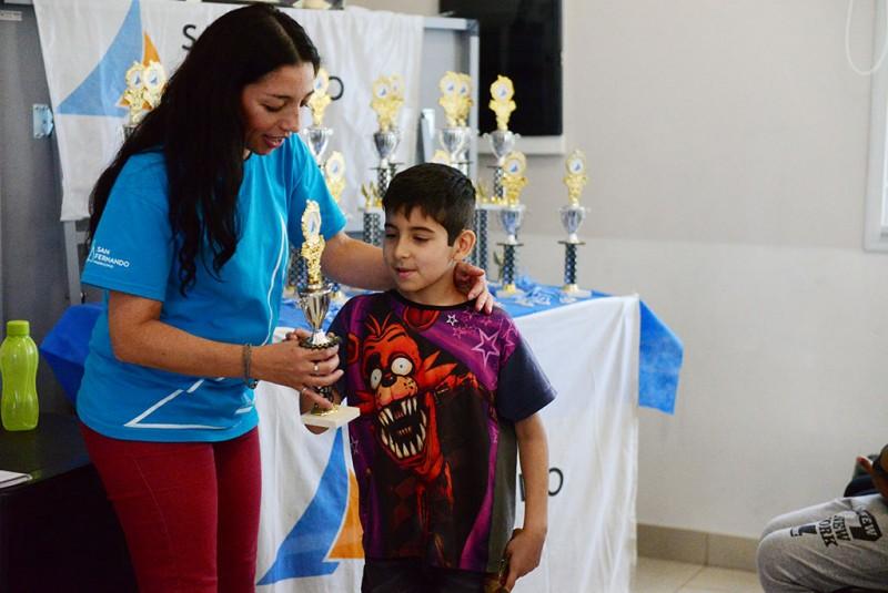 Gran torneo libre de ajedrez en San Fernando