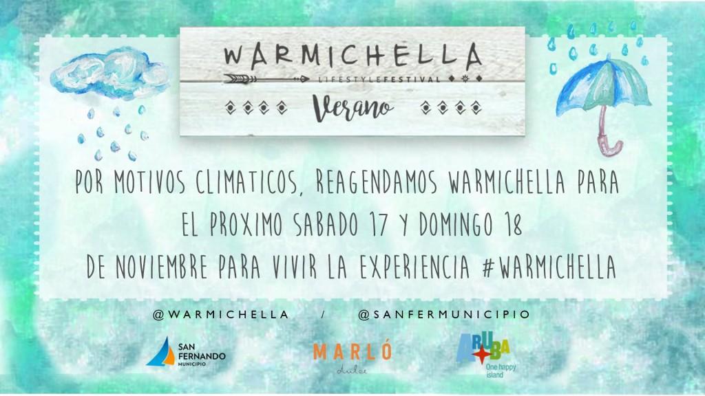 Llega el Warmichella Lifestyle Festival 2018 a San Fernando