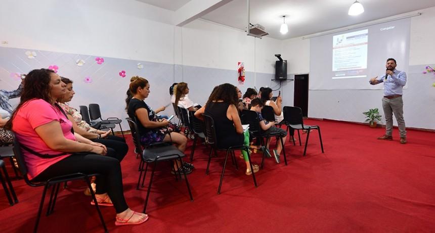 Ciclo de Talleres para el Progreso Personal en Virreyes