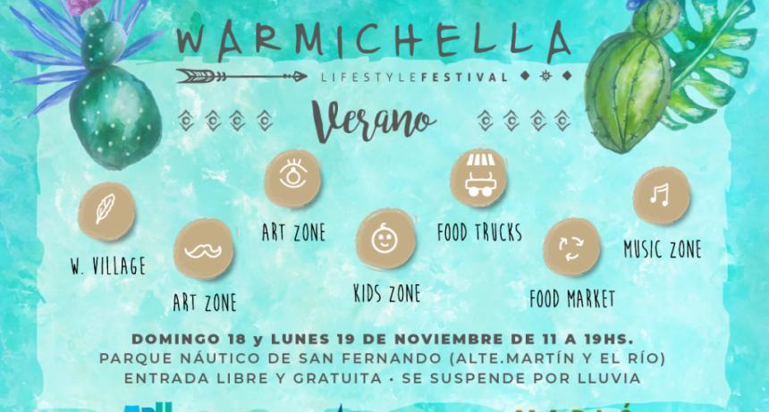 Se reprograma el Festival Warmichella 2018 en San Fernando