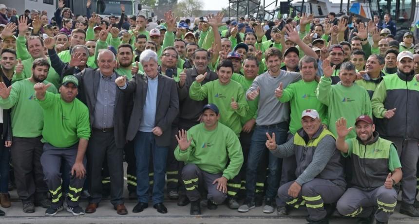 Tras un nuevo aumento, los salarios de los municipales de San Fernando treparon un 40,2% en 2019