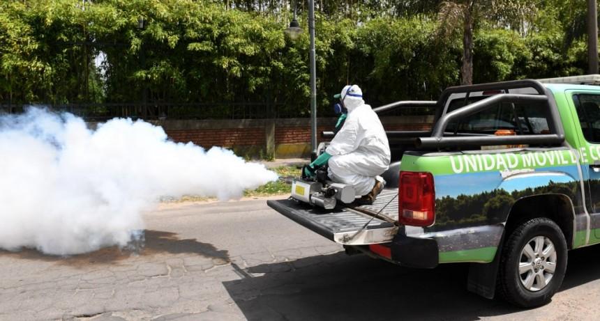 San Fernando intensifica la campaña de prevención contra el Dengue en los distintos barrios