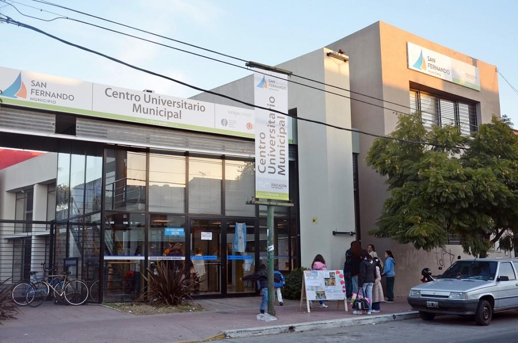 El Centro Universitario de San Fernando abrió inscripciones para cursadas virtuales de Arte, Arquitectura Naval y Ciencia y Tecnología