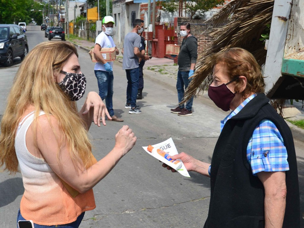 El Municipio de San Fernando lanzó la campaña de prevención contra el Dengue 2020-2021