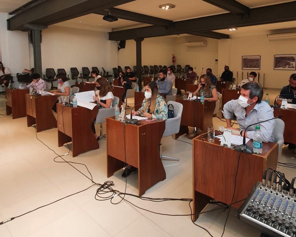El Concejo Deliberante de San Fernando aprobó importantes obras municipales