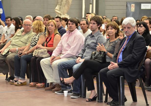 Andreotti reconoció a los alumnos más destacados de las escuelas de San Fernando