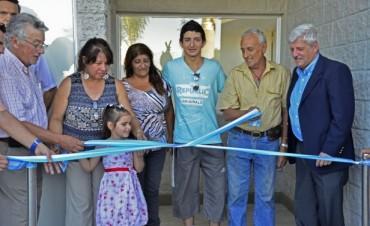 Luis Andreotti inauguró la Posta Policial N°5 del barrio Fate