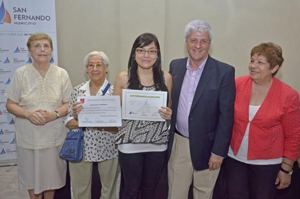 El Municipio San Fernando firmó un acta para que se dicte la carrera universitaria de Enfermería