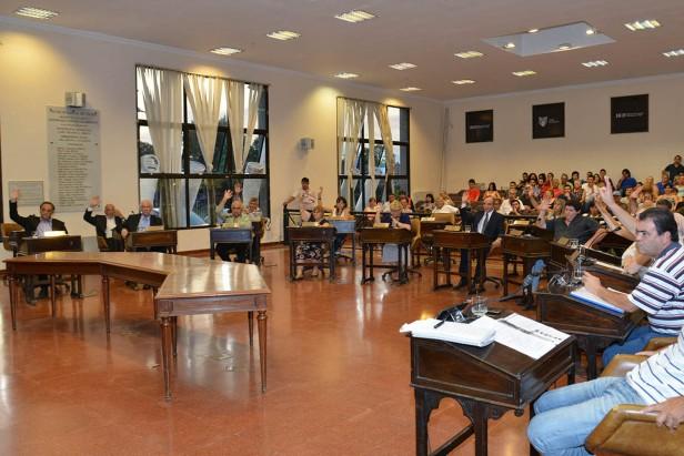 El HCD de Tigre aprobó las ordenanzas fiscal e impositiva