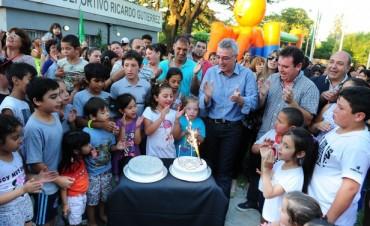 El Poli Gutiérrez de Don Torcuato celebró su 3er. Aniversario