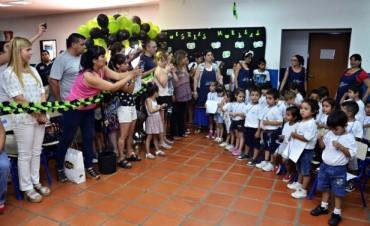 Se realizó la Fiesta de Egresados de los alumnos de la UDI Virgen del Luján