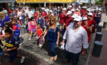 San Fernando conmemoró el Día Internacional de las Personas con Discapacidad