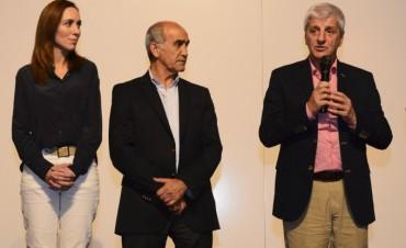 """Luis Andreotti: """"La reunión con la Gobernadora fue positiva, reconoció la tarea de los municipios"""""""