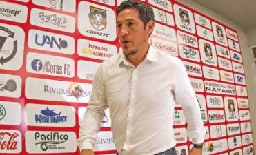 Tigre: Camoranesi, el nuevo entrenador