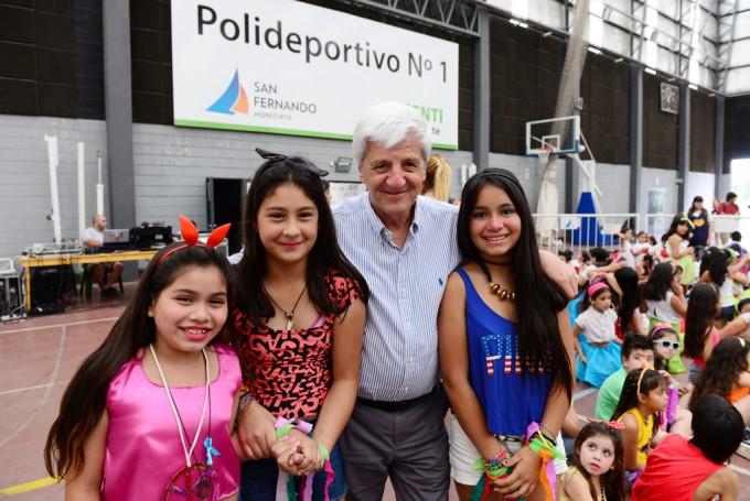 San Fernando festejó el fin de año de sus Centros Educativos Municipales
