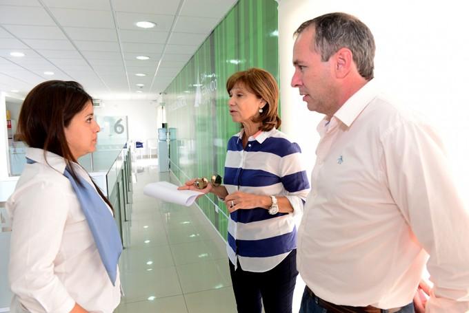El Hospital Oftalmológico realizó 70.000 atenciones en su primer año