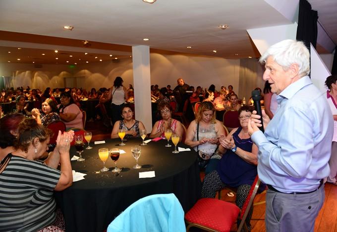 San Fernando homenajeó a las trabajadoras vecinales con un agasajo de fin de año