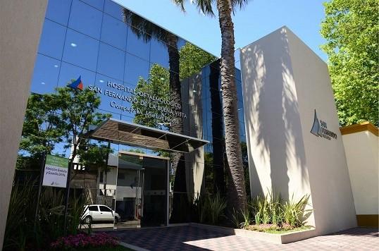 El Hospital Oftalmológico de San Fernando mantendrá su guardia en año nuevo