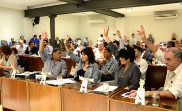 El HCD de San Fernando aprobó el Presupuesto 2017 y las ordenanzas fiscal e impositiva