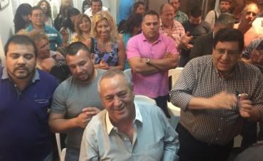 El peronismo de Tigre en torno a Roberto Passo celebró el fin de año