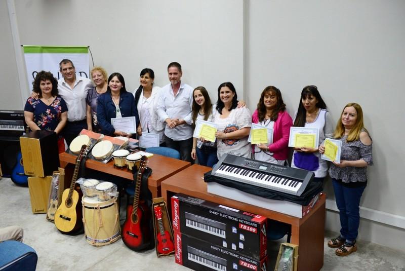 El Municipio premió a las escuelas participantes del 'Sanfer Recicla'