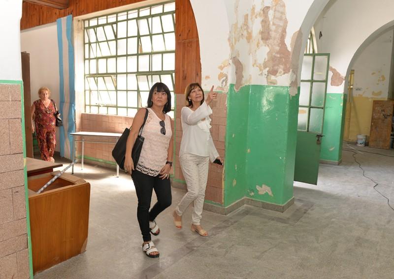 El Municipio pondrá a nuevo la histórica Escuela N° 1