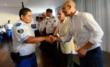 San Fernando, presente en el agasajo por el Día de la Policía