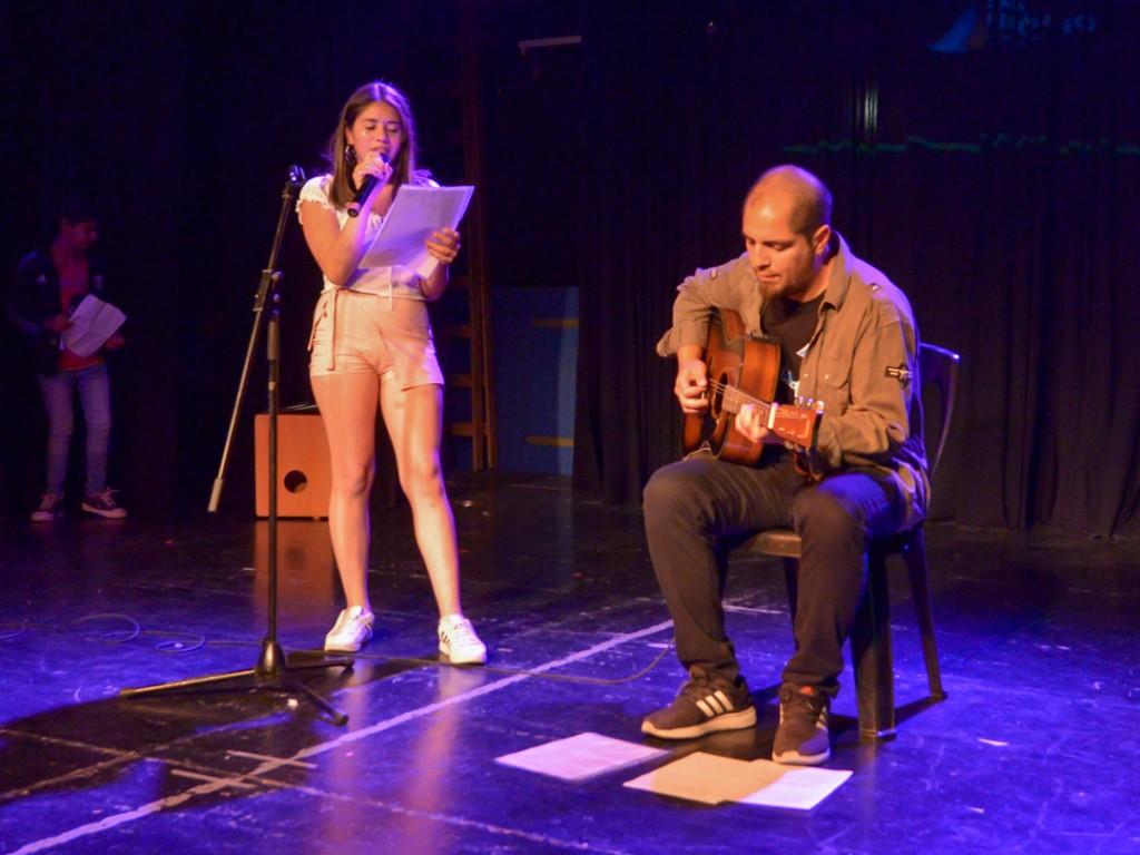 Gran cierre del Programa SUMATE en el Teatro Martinelli