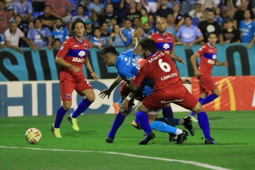 El Matador fue más que Belgrano y sobre la hora le gano 2 a 1