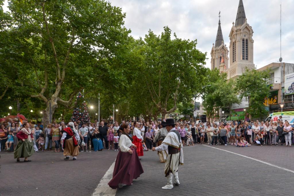 Con 'San Fernando en Escenas' los vecinos viajaron por los 213 años de la ciudad